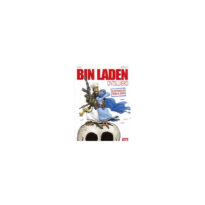 Bin Laden ontsluierd 01 HC De stripaanslag tegen Al Qaida