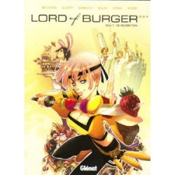 Lord of burger 01<br>De kruidentuin