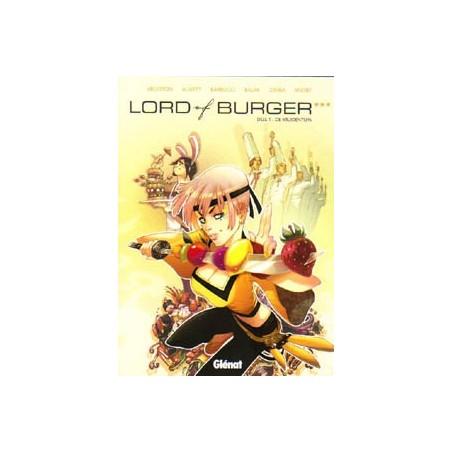 Lord of burger 01 De kruidentuin 1e druk 2010