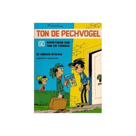 Ton & Tinneke (Ton en Tineke) I 02 Ton de pechvogel herdruk 1973
