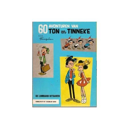 Ton & Tinneke (Ton en Tineke) I set Franquin deel 1 t/m 3 herdrukken 1973