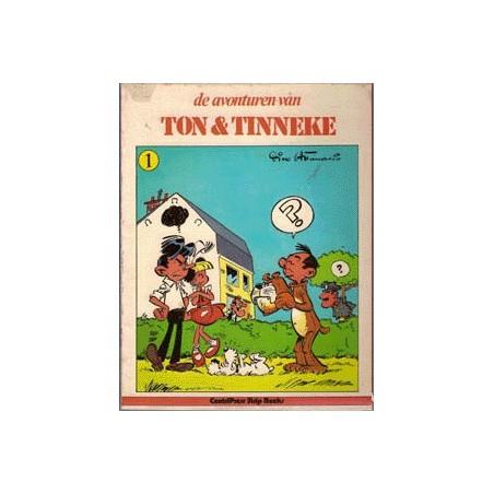 Ton & Tinneke (Ton en Tineke) II set Attanasio  deel 1 t/m 5 1e drukken
