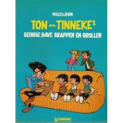 Ton & Tinneke III set Walli deel 1 t/m 4 1e drukken