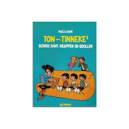 Ton & Tinneke (Ton en Tineke) III set Walli deel 1 t/m 4 1e drukken