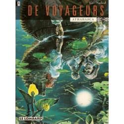 Voyageurs setje<br>deel 1 & 2<br>1e drukken 1995-1997