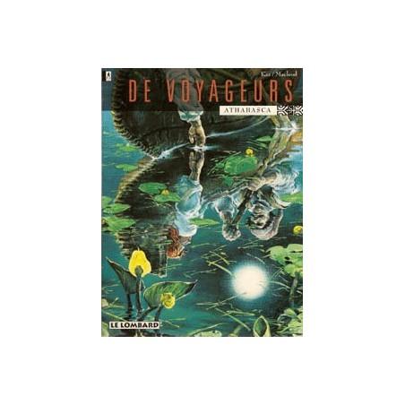 Voyageurs setje deel 1 & 2 1e drukken 1995-1997