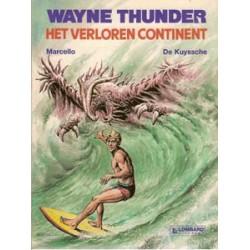 Wayne Thunder setje<br>deel 1 en 2<br>1e drukken 1987-1988