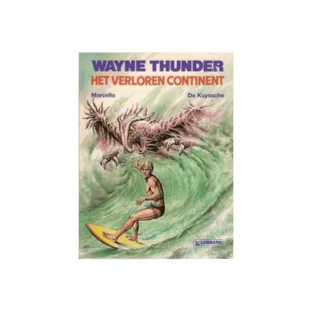 Wayne Thunder setje deel 1 en 2 1e drukken 1987-1988