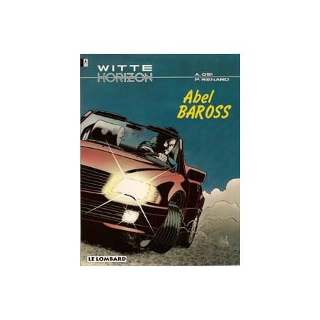 Witte Horizon 01 Abel Baross 1e druk 1993