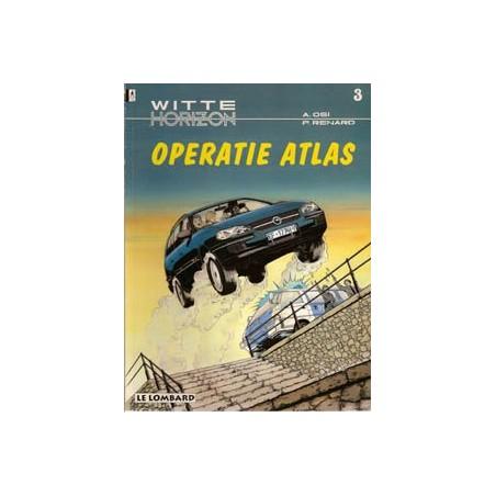 Witte Horizon 03 Operatie Atlas 1e druk 1997
