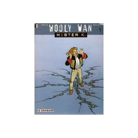 Wooly Wan 01 Mister K. 1e druk 1996