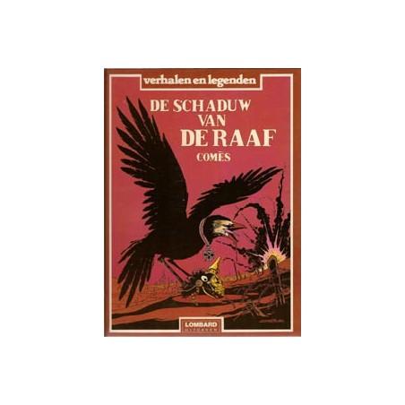 Comes strips De schaduw van de Raaf Verhalen & legenden 1 1e druk 1981
