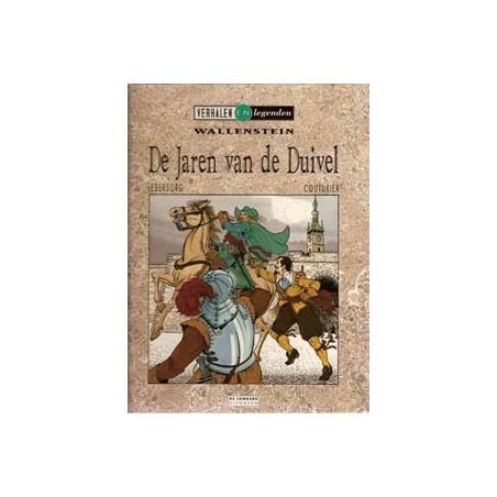 Wallenstein Jaren van de duivel HC Verhalen & legenden 36