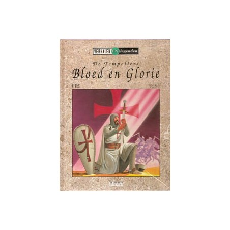Tempeliers HC Bloed en Glorie Verhalen & legenden 35