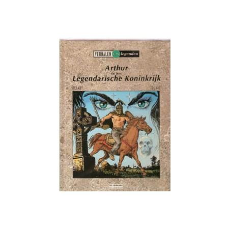 Arthur i/h Legendarische Koninkrijk HC Verhalen & legenden 39
