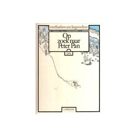 Op zoek naar Peter Pan set HC 2 dl. Verhalen & legenden