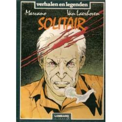 Marvano Solitair HC Verhalen & legenden 28 1e druk 1990