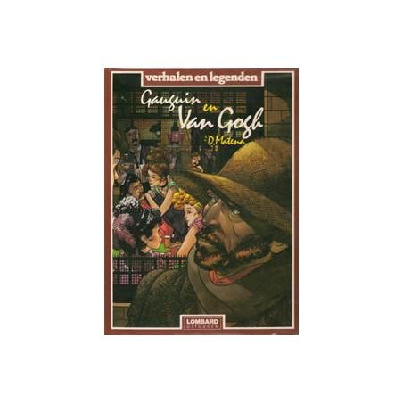 Matena strips Gauguin en van Gogh HC Verhalen & legenden 30