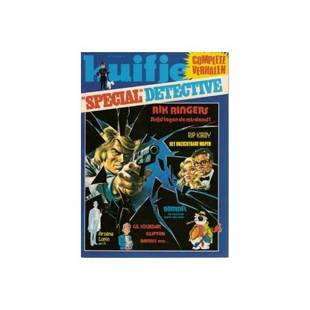 Super Kuifje 01 Special Detective (26bis) 1e druk 1978
