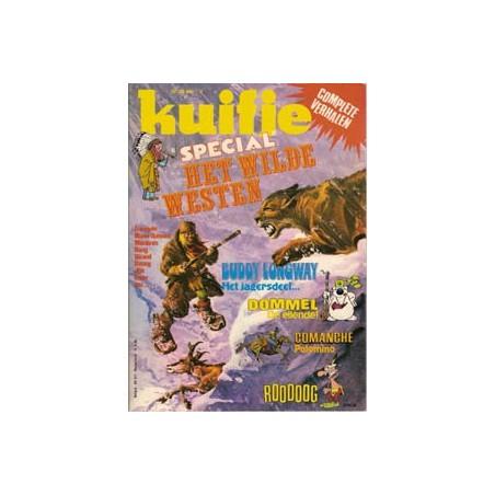 Super Kuifje 05 Wilde westen (26bis) 1e druk 1979