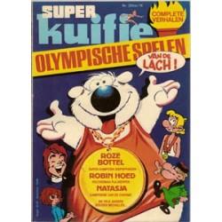 Super Kuifje 09 Olympische Spelen (25bis) 1e druk 1980