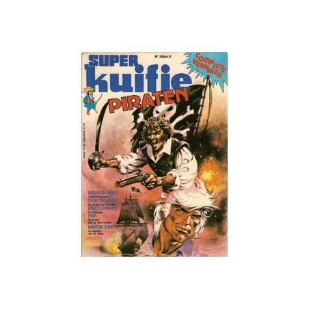 Super Kuifje 10 Piraten (39bis) 1e druk 1980