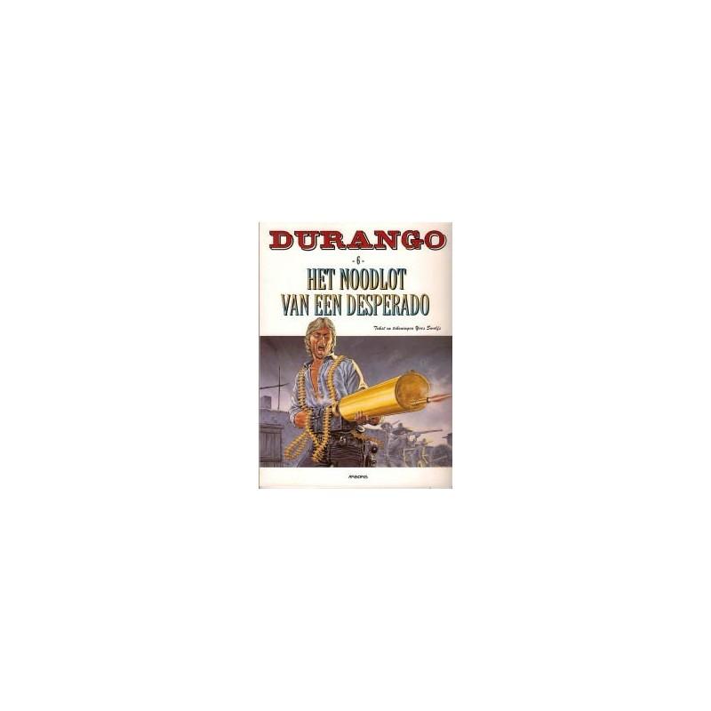 Durango 06 Noodlot van een desperado