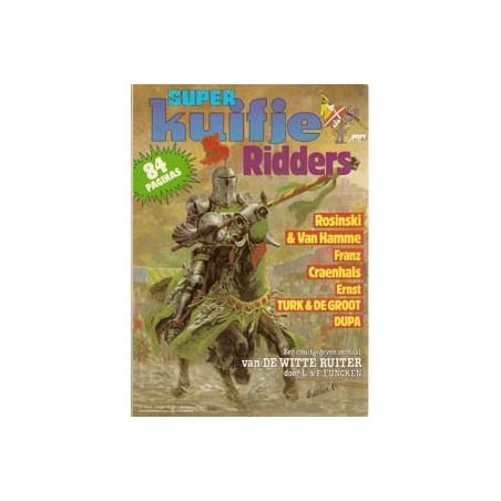 Super Kuifje 26 Ridders (39bis) 1e druk 1984
