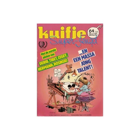 Super Kuifje 30 Jeugd (39bis) 1e druk 1985