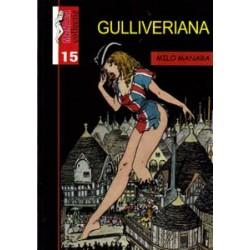 Manara Collectie 15<br>Gulliveriana