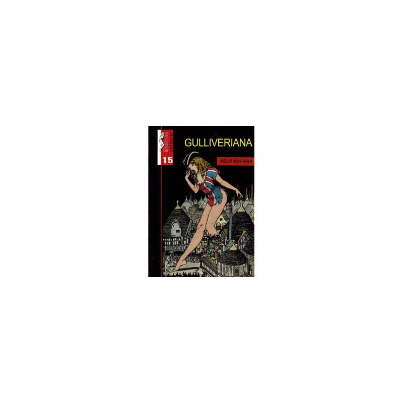 Manara  Collectie 15 Gulliveriana