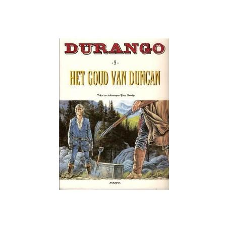Durango  09 Het goud van Duncan