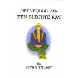 Talbot<br>Het verhaal van een slechte rat HC