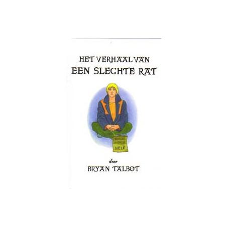 Talbot Het verhaal van een slechte rat HC
