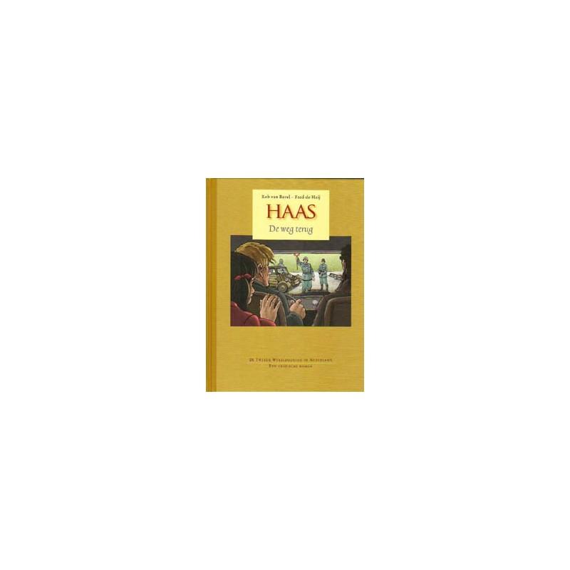 Haas HC 01 De weg terug