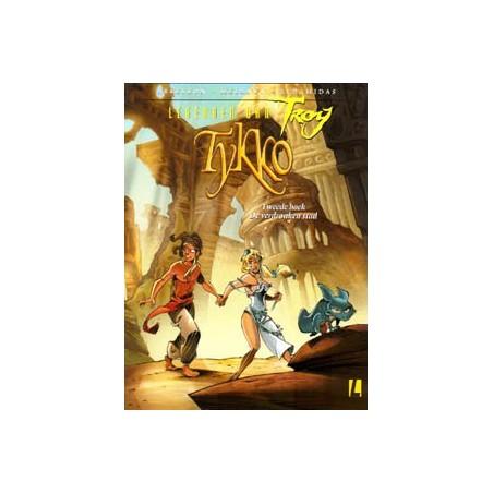 Lanfeust  Legenden van Troy Tykko 02 De verdronken stad