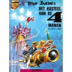 Roze Bottel 03<br>Het kasteel van de 4 manen<br>herdruk