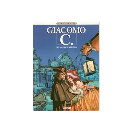 Giacomo C. 01 Het masker in de donkere muil