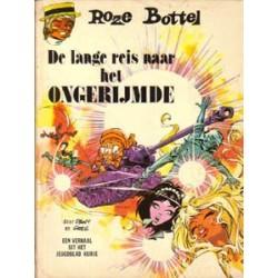 Roze Bottel 05<br>De lange reis naar het ongerijmde<br>1e druk