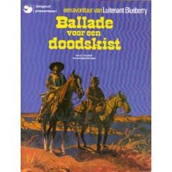 Blueberry 15* - Ballade voor een doodskist 1e druk 1977