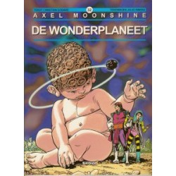 Axel Moonshine 32: De wonderplaneet