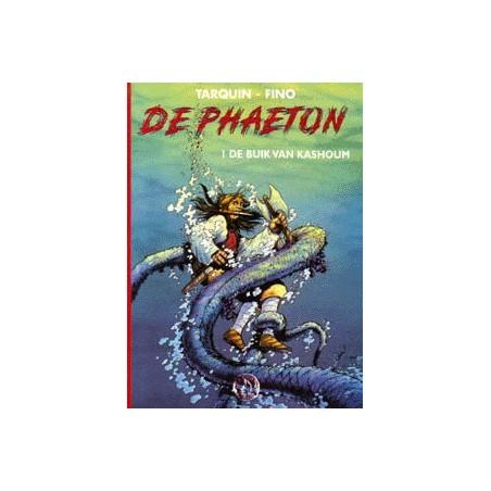 Phaeton setje SC Deel 1 t/m 9 1e drukken Dl. 6 & 9 HC