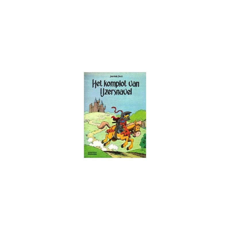 Ijzersnavel setje deel 1 & 2 1e drukken 1982-1988