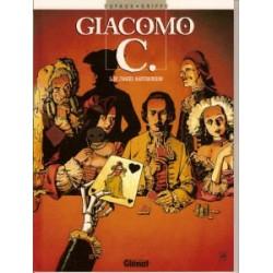 Giacomo C. 03 De zwarte hartenvrouw