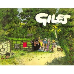 Giles cartoons 33 From Sunday Express & Daily Express 1979