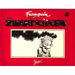 Franquin<br>Zwartkijken 02<br>1e druk 1984