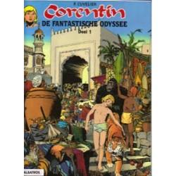 Corentin 01 HC<br>De fantastische odysee 1<br>herdruk 1992