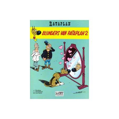 Rataplan 06 - Blunders van Rataplan 2 1e druk 1993