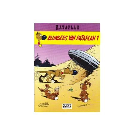 Rataplan 05 - Blunders van Rataplan 1 1e druk 1993