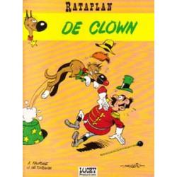 Rataplan<br>04 - De clown<br>1e druk 1993